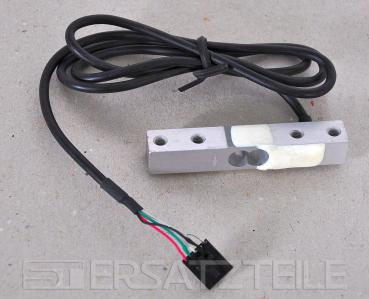 15 kg load cell with 0,55 m cable + Molex connector